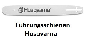 Husqvarna Führungsschienen