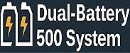 Stiga Dual-Battery System