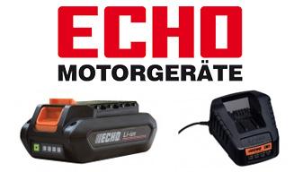 Echo Akkutechnik