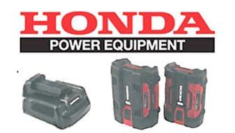 Honda Akkutechnik