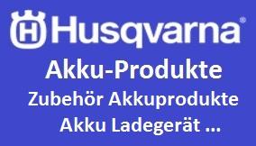 Husqvarna Akku & Zubehör