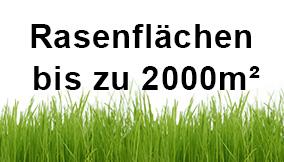 Größere Gärten (bis 2000qm)