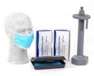 100 Masken + Aufbewahrungsbox + Waterroll®