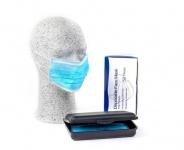 50 Einwegmasken 3-lagig + Aufbewahrungsbox