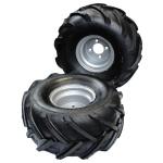 Echo Rasentraktor Ackerstollenräder