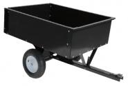 Anhänger für Rasentraktoren 225 kg