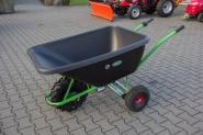 MOTOkarre® Elektrische Schubkarre mit 180 Liter Ladeschale