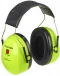 Gehörschutz Peltor Optime II  Kopfbügel neongrün