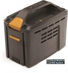 Stiga 48 V Volt Dual-Battery 500 System SBT 520 AE Akku-Batterie 2,0 Ah