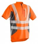 Husqvarna T-Shirt Technical High-Viz