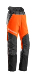 Husqvarna Technical Bundhose Orange