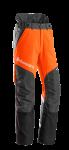 Husqvarna Technical Bundhose Orange