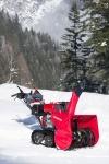 Honda Schneefräse HSS 1380A TD Elektrostart Modell 20/21