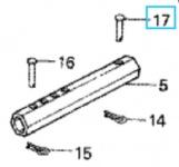 Original Honda Stift Getriebeseitig