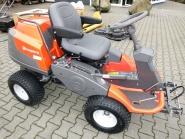 Husqvarna Rider R 422 Ts AWD, Grundmaschine