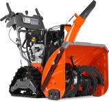 Husqvarna ST327 PT Hydrostat Schneefräse mit Raupenantrieb, Modell 2015
