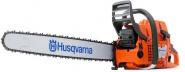 Husqvarna Motorsäge Kettensäge 390 XPG, mit Griffheizung