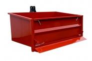 Transportbox Mulde 100