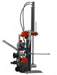 Juwel Langholzspalter: Holzspalter Titanium 14K, 13to Spaltkraft, Fangarm, Spalthöhe 105cm, Elektro u. Zapfwellen-Antrieb