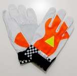 Keiler - Fit Orange Schutzhandschuhe 10