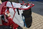 Laubfangsack mit BIG ZIP Reißverschluss passend an TORO