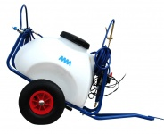 MM Anhängerspritze 120 L für Rasentraktoren