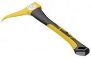Ochsenkopf Sappie mit 3-Komponenten-Stiel & Kopfsicherung