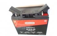 Batterie für Rasentraktor 12V-20AH, Gel-Batterie