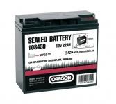 Batterie für Rasentraktor 12V-22AH, Gel-Batterie