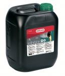 Bio Kettenöl mit Super Haftzusatz für Kettensägen 5L