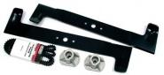 ServiceKit für Stiga, Honda TC92 - Messer, Riemen, Messeradapter