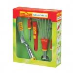 Wolf Garten Spar Angebot- Bodenbearbeitung multi-star® Mini-Set P 243