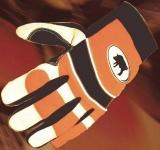 Keiler - Tec orange Schutzhandschuh, Gr. 9