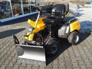 STIGA Park Pro 740 IOX, Allrad Vorführmaschine