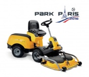 STIGA Park Paris 540 X, Frontmäher Aktion