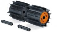 Stihl Kehrwalze KW-MM  für STIHL MM 56 Kombi System