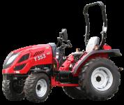 Tym Traktor T353 HST, Hydrostat mit überrollbügel