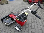 Tielbürger Kehrmaschine TK18 mit HONDA-Motor, Winterpaket