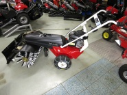 Tielbürger Kehrmaschine TK38 pro Sondermodell, Winterpaket mit HONDA-Motor