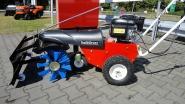 Tielbürger Kehrmaschine TK36 Sondermodell, Winterpaket  mit HONDA-Motor