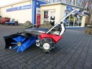 Tielbürger Kehrmaschine TK48 professional mit Winterausrüstung
