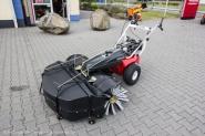 Tielbürger Kehrmaschine TK58 professional mit Kehrgutbehälter