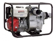 Honda Schmutzwasserpumpe WT 40 X