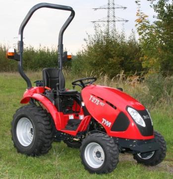 Tym Traktor T273 HST /293 HST, Kommunaltraktor Diesel