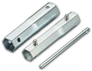 Zündkerzenschlüssel, Universal Schlüssel für Zündkerzen