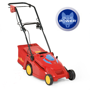 WOLF Elektro-Rasenmäher BluePower 40 E