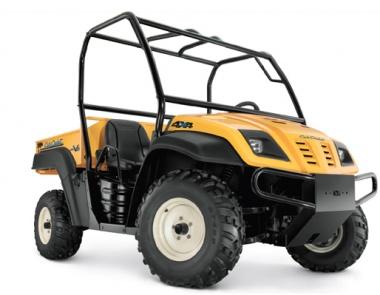 CubCadet Nutzfahrzeug 4x4 Diesel