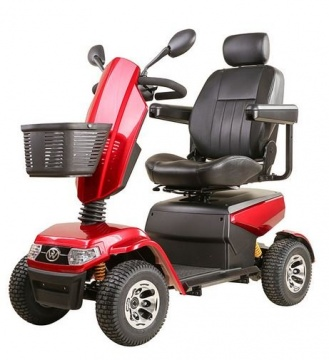 Elektromobil LG-1400 Fahrhilfe bis 15 km/h
