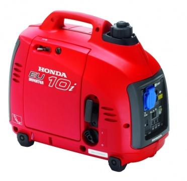 Honda Stromerzeuger EU 10 i, Aktion