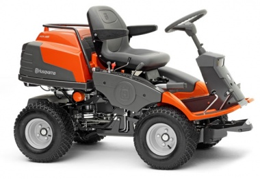 Husqvarna Rider R 418 Ts AWD, Grundmaschine